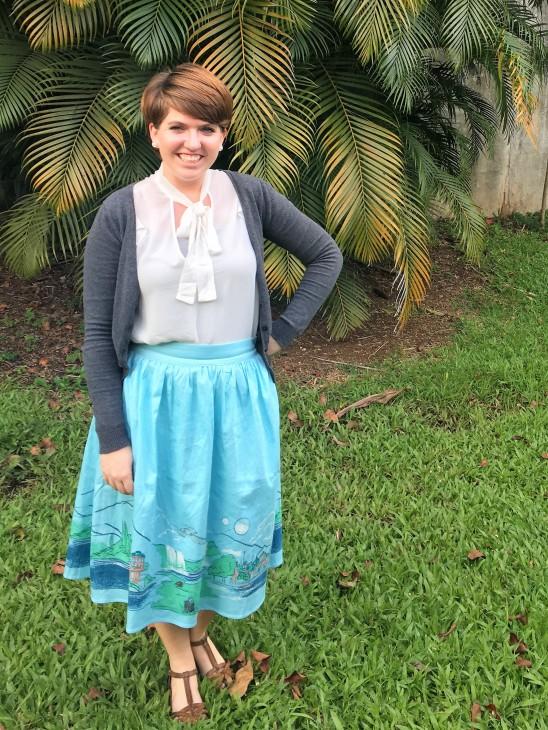 Her Universe Naboo skirt